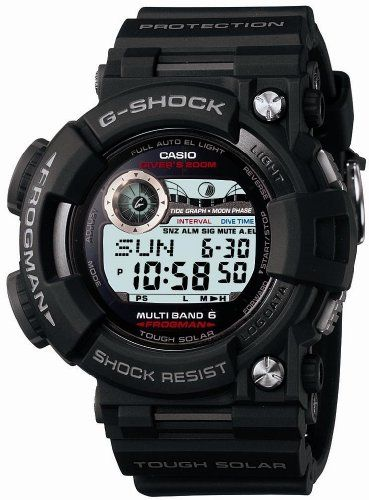 Casio G-shock Frogman Multiband6 Japanese Model [... - http://watchesntime.com/casio-g-shock-frogman-multiband6-japanese-model/