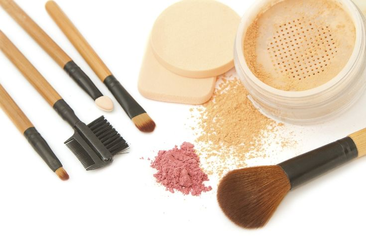 3 grandes beneficios del maquillaje mineral