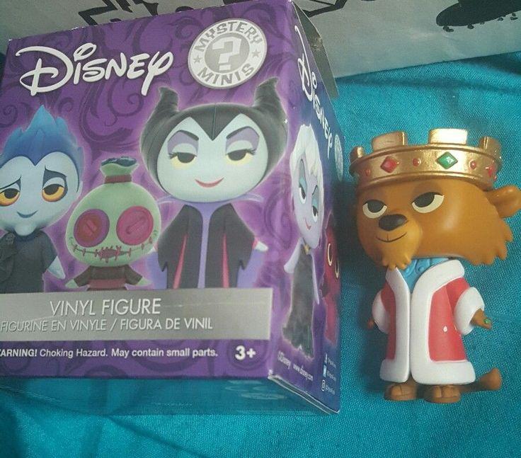 Disney mystery minis prince john robin hood