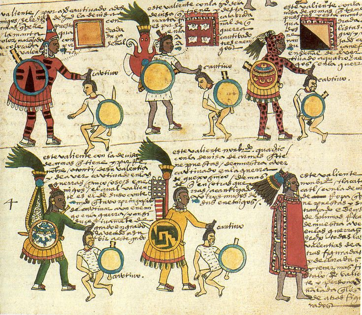 The aztecs: the lost people of mesoamerica essay