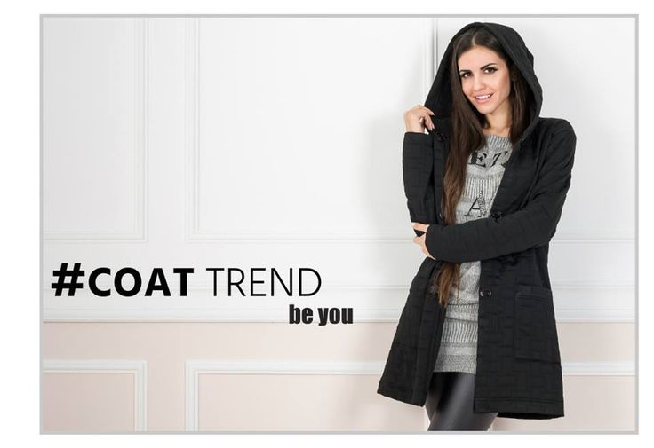 #NEED #NEW #NOW ✨  φόρεμα > https://goo.gl/m9dl4L παλτό > https://goo.gl/0mUx8J  #beyoucomgr #coat #dress #knitwear #fw1617