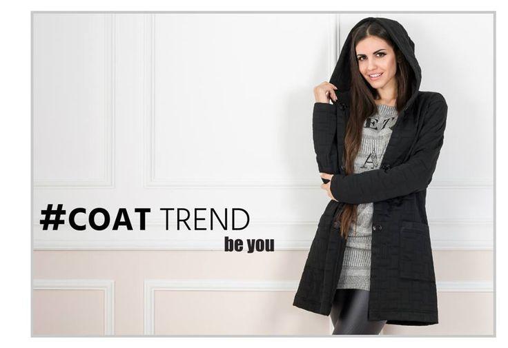 #NEED #NEW #NOW ✨  φόρεμα > https://goo.gl/m9dl4L παλτό > https://goo.gl/0mUx8J  #beyoucomgr #coat #dress #knitwear #fw1617