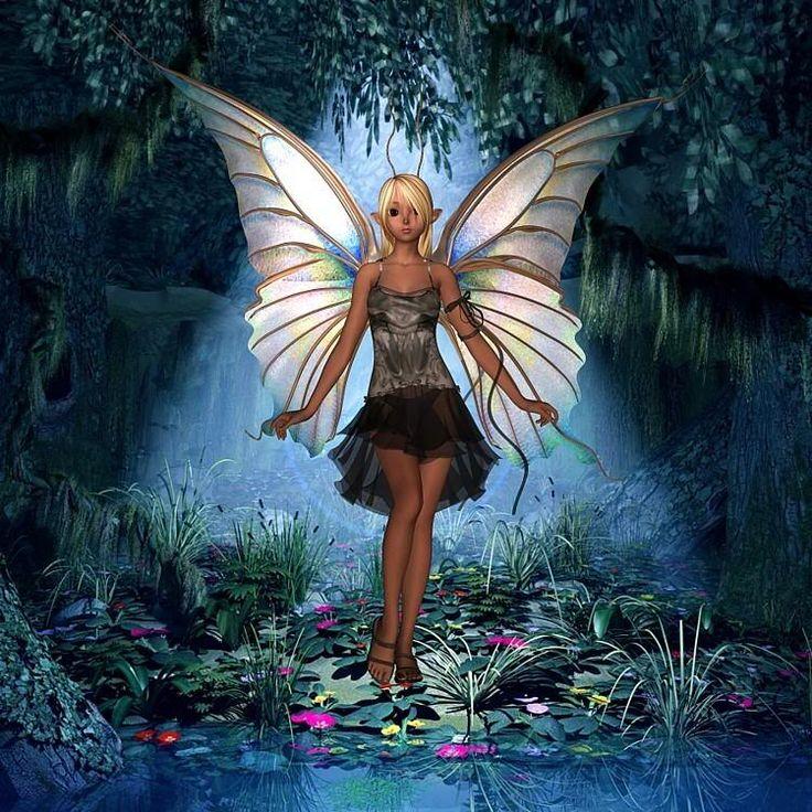 клевые картинки с феями