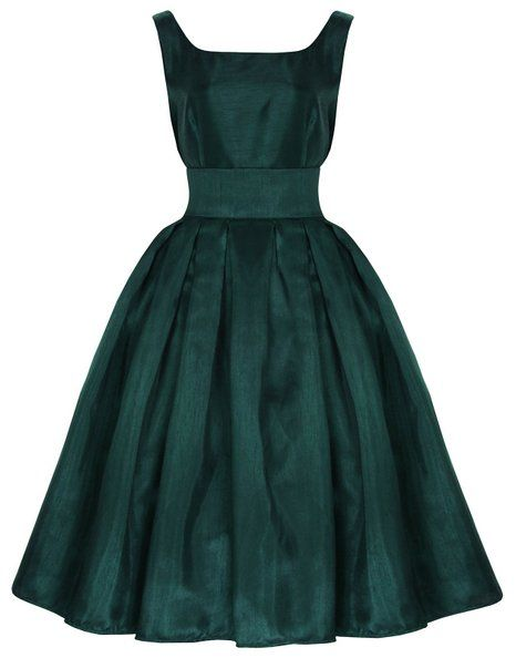 Lindy Bop 'Lana' Classic Elegant Vintage 1950's Prom Dress Ball Gown (3XL, Bottle Green) at Amazon Women's Clothing store