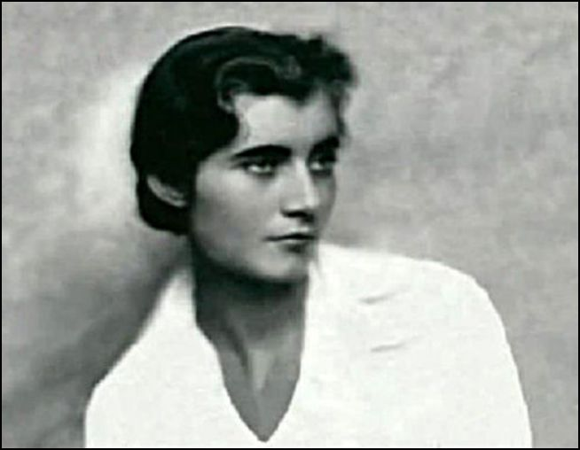 Amy Elizabeth Thorpe - used her powers of sex appeal to seduce men in ww2 and extract info from them to give to Britain. even turned one of the Vichy men into a double agent to help the allies. talk about using her goodies for good! lol