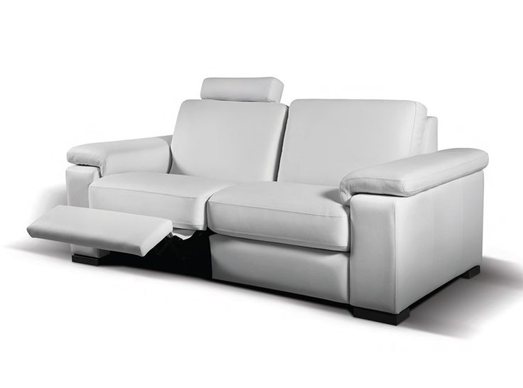 Modern Reclining Sofa Granados by Seduta Du0027Arte - $2,299.00 More