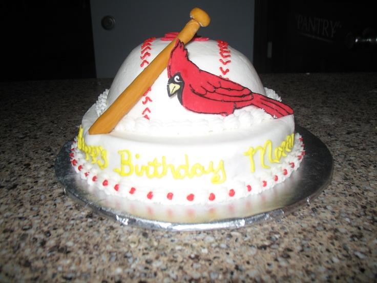 Donut Birthday Cake St Louis
