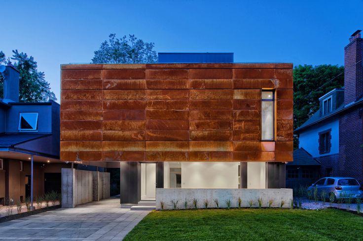 Gallery of Heathdale Residence / TACT Design INC - 14