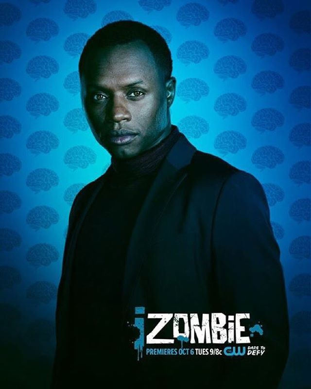CLIVE- Izombie season 2 premiere is October 6th 9/8c! Stay tuned:)