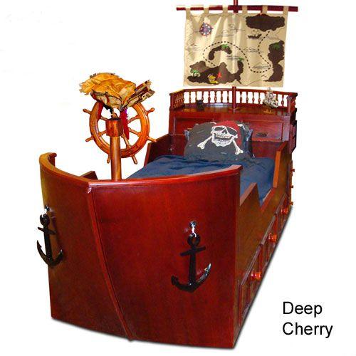 17 mejores ideas sobre cama barco pirata en pinterest - Cama barco pirata ...