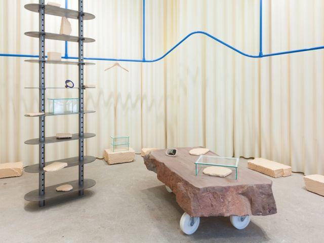 Opening Ceremony Store by Max Lamb - News - Frameweb #design #interiordesign #interiors #retail #store