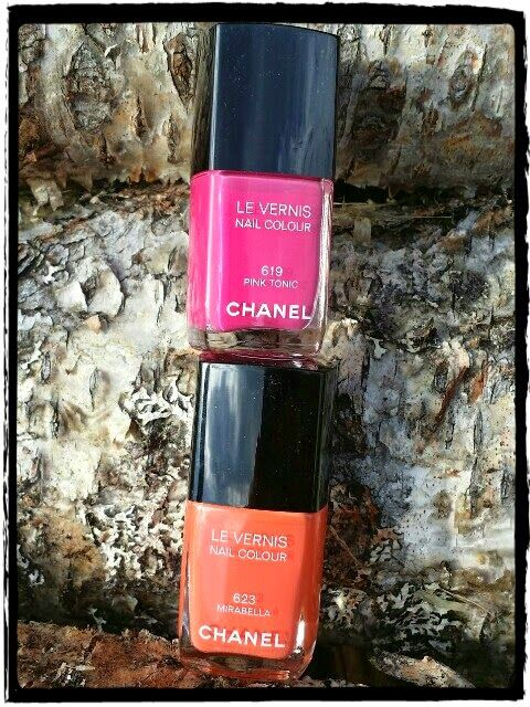 Mitt liv som Toril :o): Chanel - nail candy