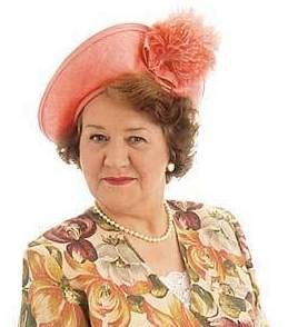Hyacinth Bucket - Keeping Up Appearances