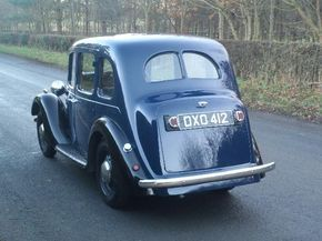 1937 Austin 10 Cambridge