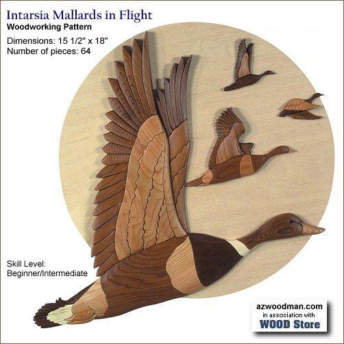 wood+intarsia+patterns | Intarsia Patterns by Judy Gale Roberts | Wish List | Pinterest ...