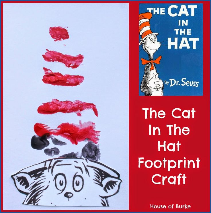 Cat In The Hat Music And Movement Ideas