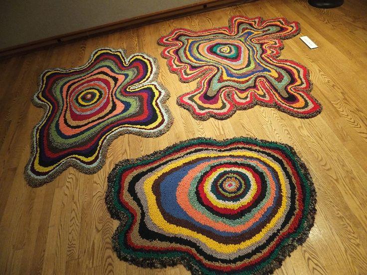 beautiful handmade rugs.