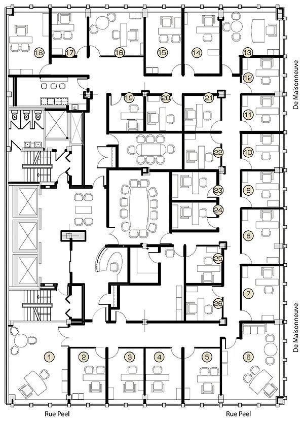 Executive Office Suite Floor Plan Google Search Office Floor