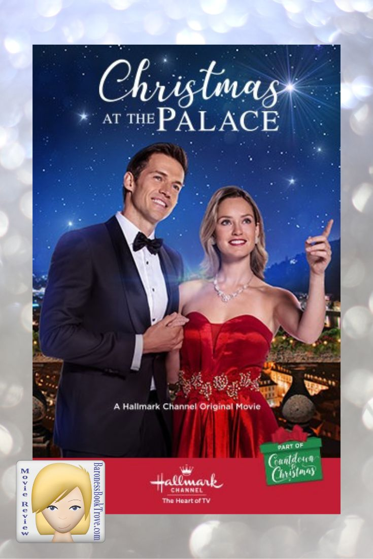 Christmas at the Palace - Baroness' Book Trove | Hallmark christmas movies, Hallmark movies ...