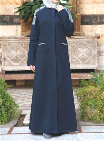 Urban Printed Jilbab