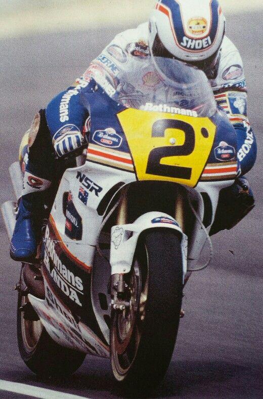 Wayne Gardner honda nsr 500 Rothmans 89