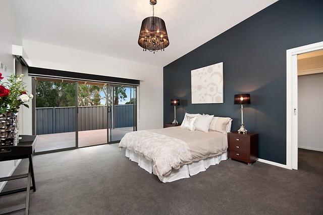 Mackkcon Homes - The Lake House Bedroom