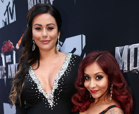 "Snooki & JWoww  Nicole ""Snooki"" Polizzi and Jenni ""JWoww"" Farley already have their own web series Moms with Attitude, but Jersey Shore fans definitely want more."