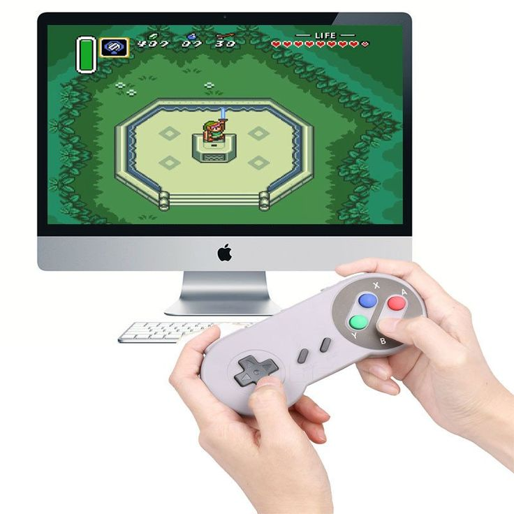 FREE! SNES Gamepad for PC and MAC
