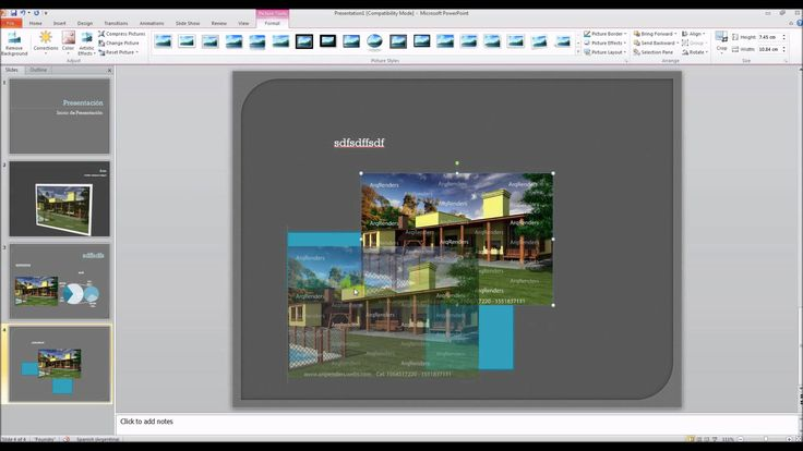Presentacion de Diapositivas - Microsoft Power Point 2010 en HD (+lista ...