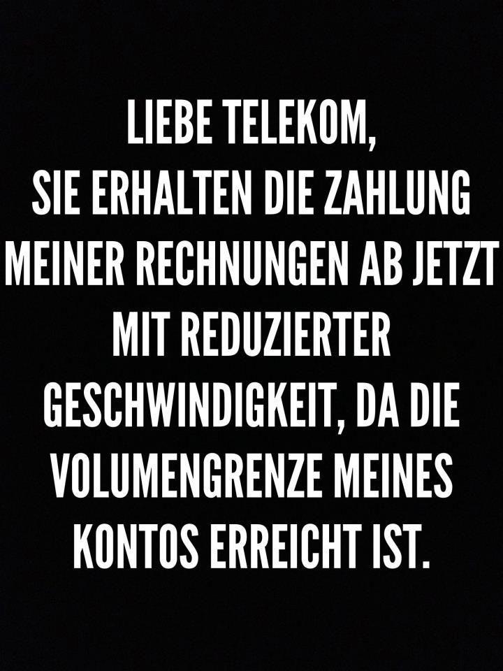 Die Telekom!