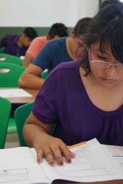 El domingo pasado se llevó a cabo la aplicación del primer examen de admisión del Instituto Tecnológico Superior de Motul con la asistencia de más de 140 sustentantes.