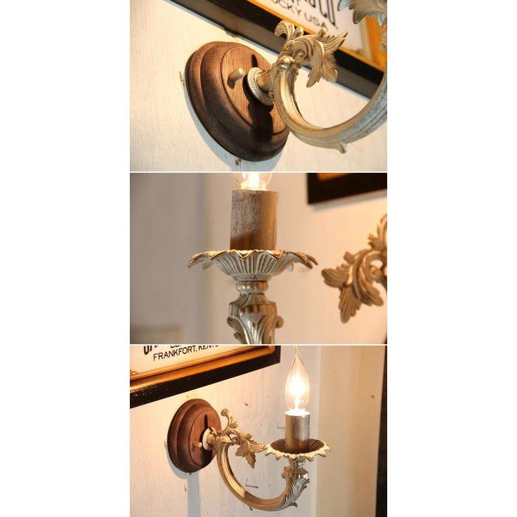 Roi・ウォールランプ rmp wlp( ウォールランプ 壁掛けライト ブラケット 照明 LED電球 おしゃれ ) キャンドール candoll-2014 01