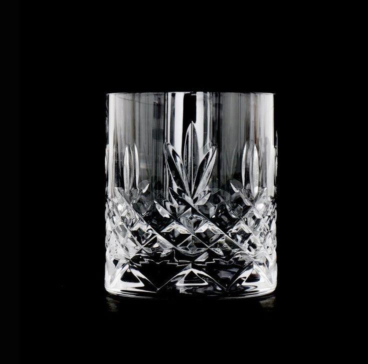 Frederik Bagger Crispy Lowball Krystalglas