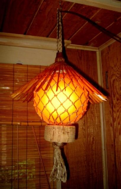 Tikiskip: Guide to tiki bar lights, Identification of styles, ect...