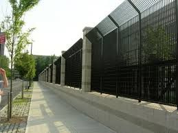Image result for high security fence
