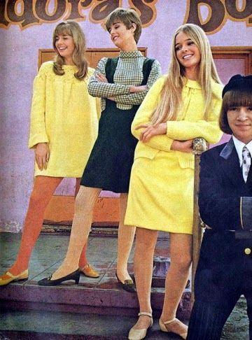 #1960's #1960's fashion #1960's long hair