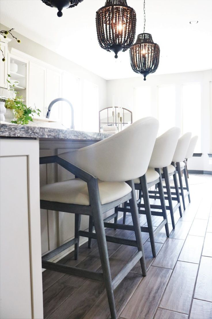 Unique Kitchen Stools And The One We Chose For Our Kitchen Melissa Roberts Int Modern Kitchen Stools Kitchen Stools Kitchen Decor Trends Kitchen bar stools modern