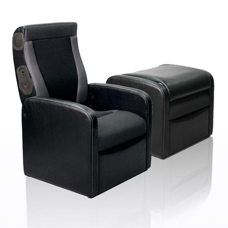 Gaming ChairOttoman with Express 20 Speaker System