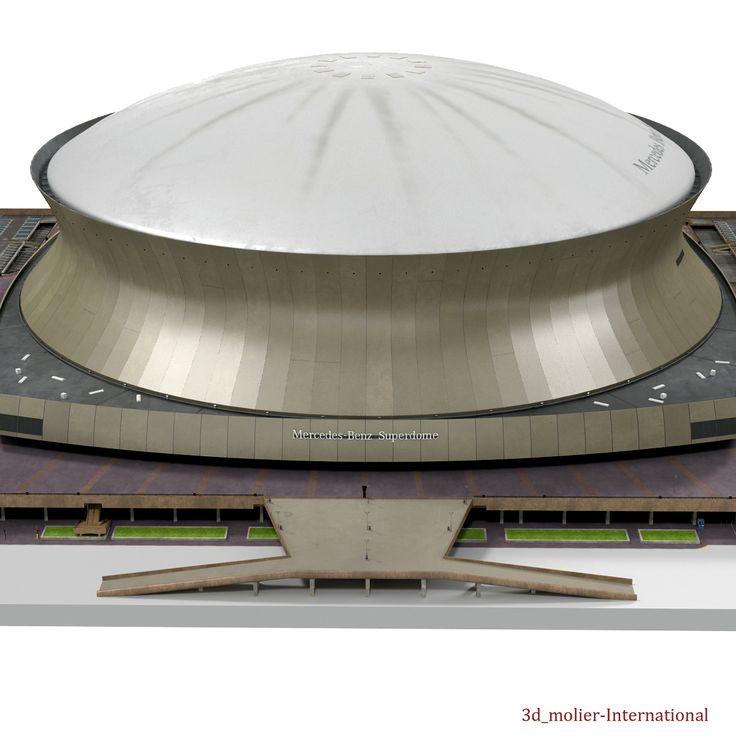 Mercedes Benz Superdome 3d model http://www.turbosquid.com/FullPreview/Index.cfm/ID/899043?referral=3d_molier-International