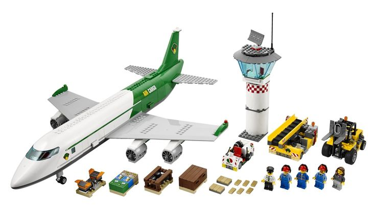 Really Fun Toys : Really cool lego city airplane sets toys and