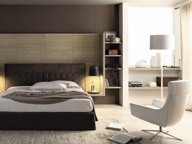 Contemporary style spruce bedroom set NUOVO MONDO N09 Nuovo Mondo Collection by Scandola Mobili