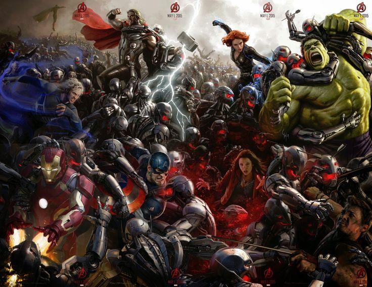 11 ταινίες της Marvel παίρνουν ημερομηνία πρεμιέρας