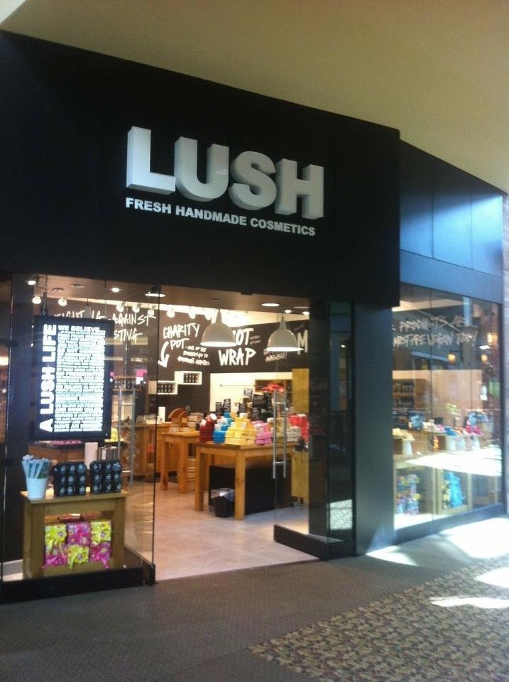 Get to Lush! You can't go wrong, there is something for everyone, and it's all-natural & cruelty-free.  Welcome the newest member of our family - LUSH Mall of Georgia shop