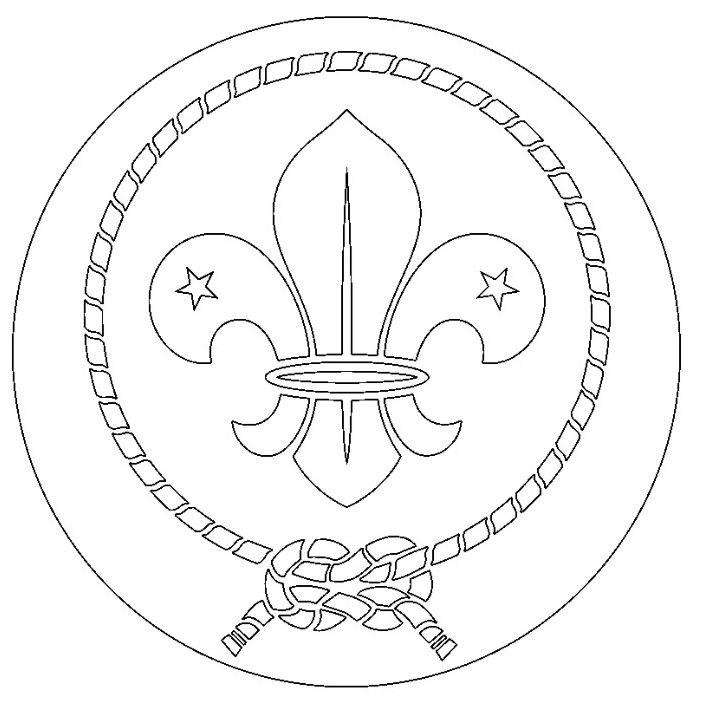 Girl Scout Coloring Pages World Coloring Pages