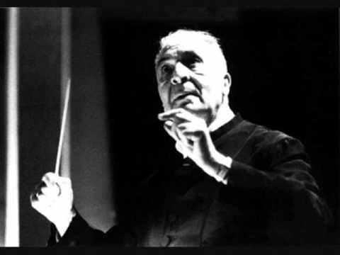 "Bruno Walter ""Symphony No. 2 "" Mahler (1. Movement)"