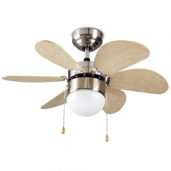 18 best ceiling fans with or without lights images on pinterest with a touch of old world charm this ceiling fan with a central light makes for aloadofball Images