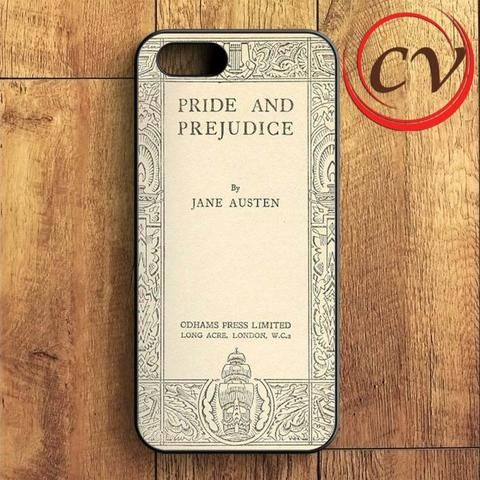 Austen Pride And Prejudice iPhone SE Case
