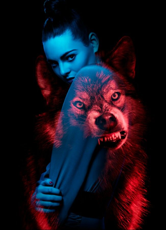 Wolf within