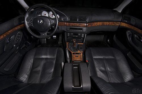 540i Interior E39 Bmw 6spd Canon Interiors And Bmw