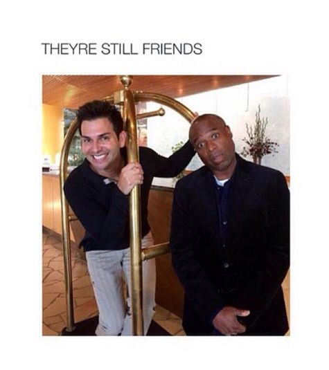 Mr. Moseby and Esteban